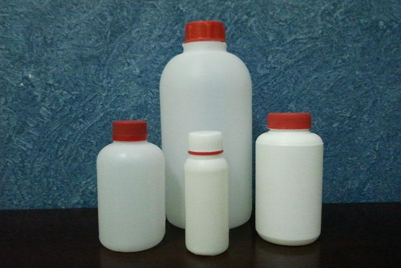 زجاجات سعات مختلفة